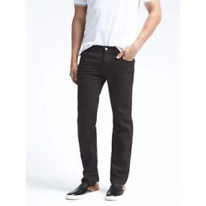 NWT black straight fit Banana Republic pants
